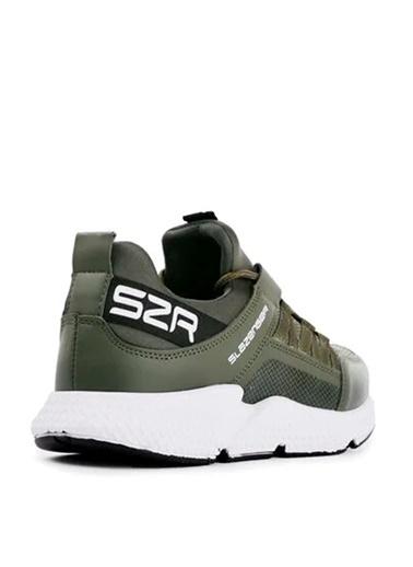 Rodrigo 041 Zafira Model Erkek Ayakkabı Haki